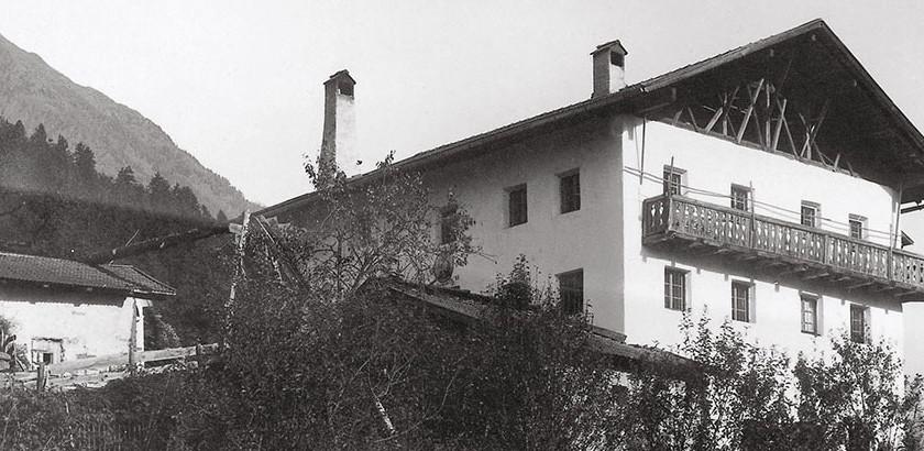 Altes Gebäude Schildhof Granstein